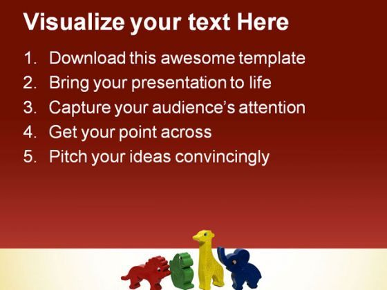 toys children powerpoint templates and powerpoint