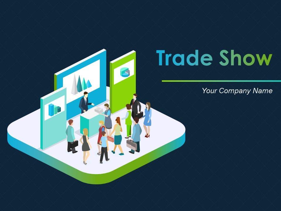 Trade Show Powerpoint Presentation Slides | Presentation PowerPoint