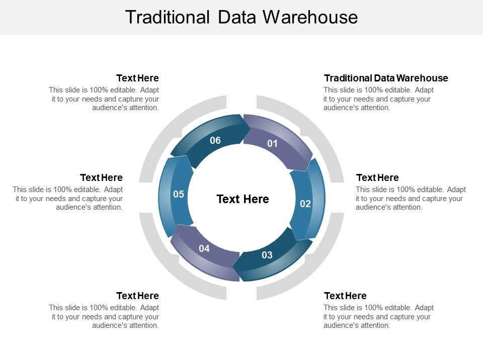 Traditional Data Warehouse Ppt Powerpoint Presentation