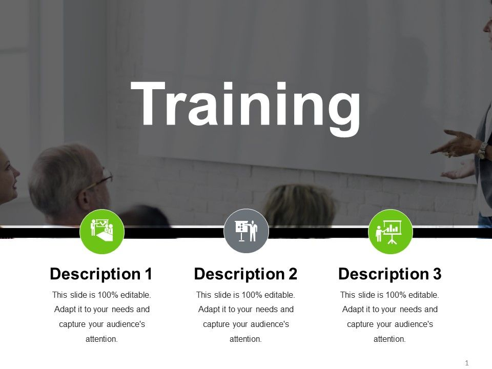 training powerpoint templates download powerpoint presentation