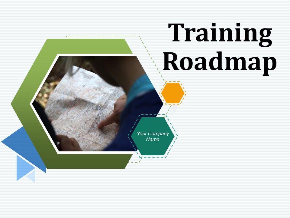 training_roadmap_powerpoint_presentation_slides_Slide01