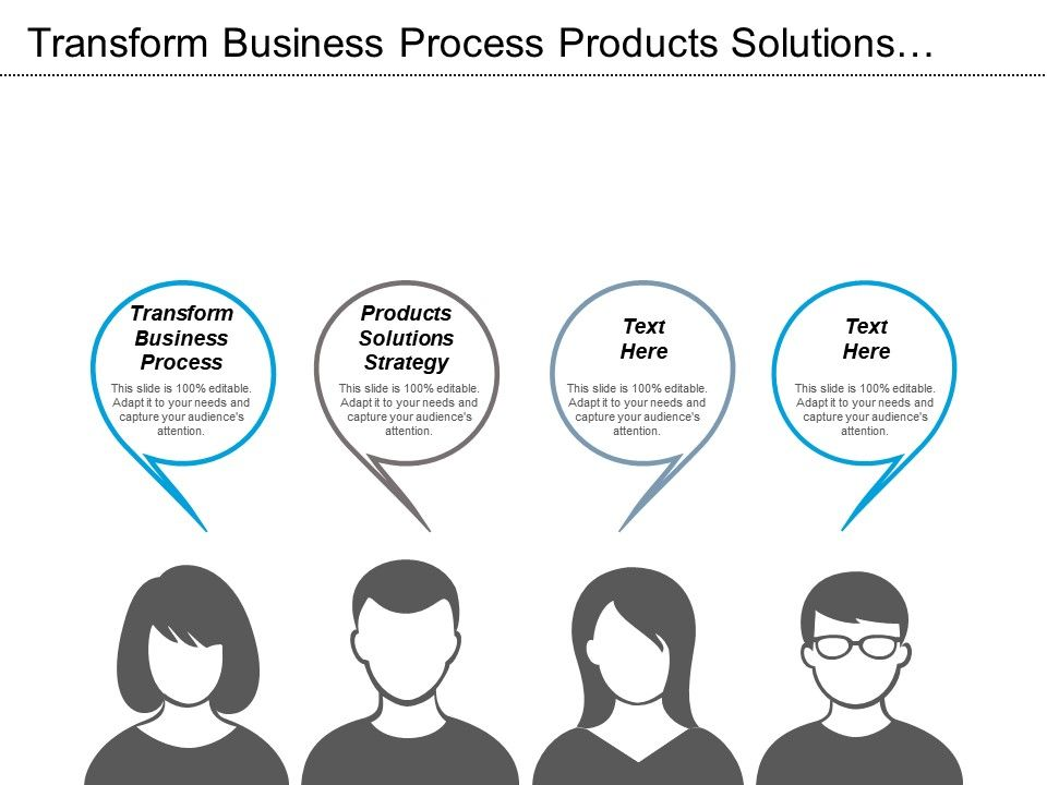 transform_business_process_products_solutions_strategy_vendor_management_cpb_Slide01