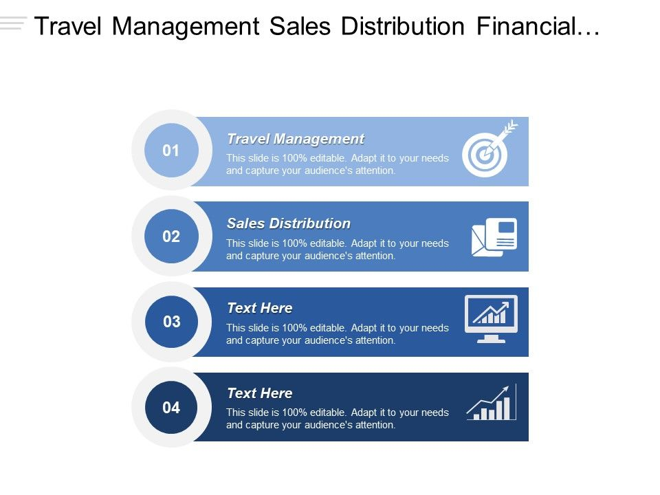 Travel Management Sales Distribution Financial Accounting Accounts Receivables Slide01