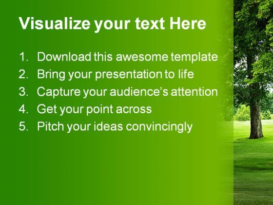 Trees Nature Powerpoint Backgrounds And Templates 0111 Powerpoint Presentation Slides Ppt Slides Graphics Sample Ppt Files Template Slide
