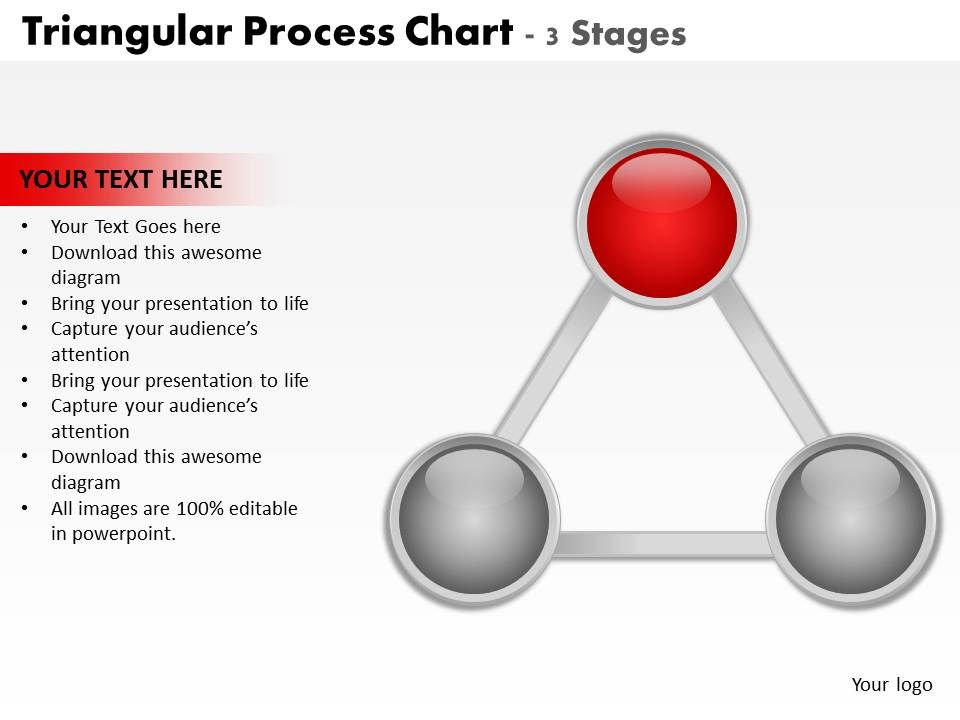 triangular_process_chart_3_stages_powerpoint_diagrams_presentation_slides_graphics_0912_Slide02