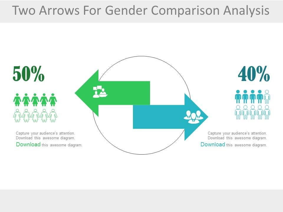 Two arrows for gender comparison analysis powerpoint slides twoarrowsforgendercomparisonanalysispowerpointslidesslide01 twoarrowsforgendercomparisonanalysispowerpointslidesslide02 toneelgroepblik Image collections