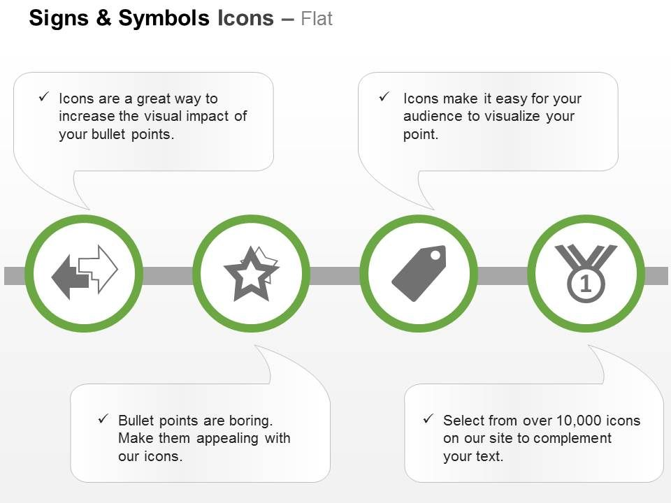 two_directional_arrows_star_tag_medal_ppt_icons_graphics_Slide01