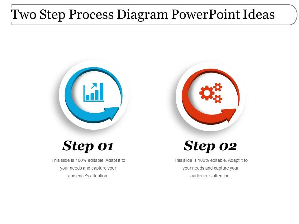 two_step_process_diagram_powerpoint_ideas_Slide01