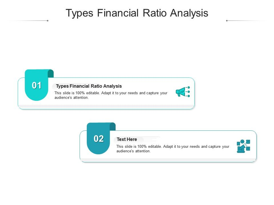 Types Financial Ratio Analysis Ppt Powerpoint Presentation Pictures Introduction Cpb