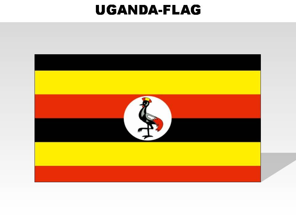 Uganda Country Powerpoint Flags | Templates PowerPoint Presentation