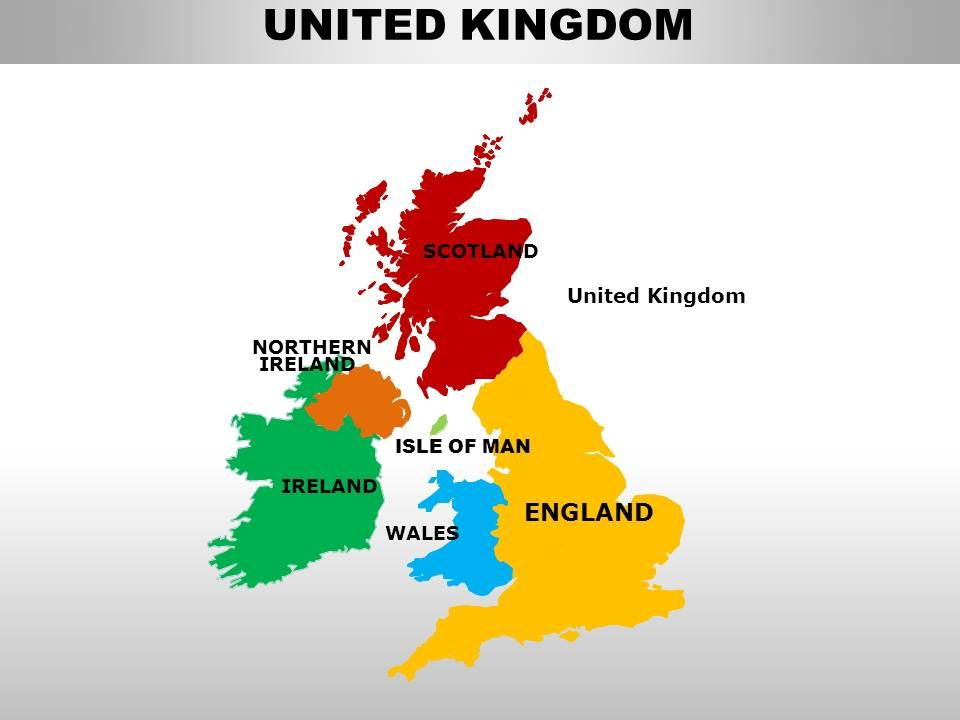 Map Of Uk England.Uk England Country Powerpoint Maps Powerpoint Slide Clipart