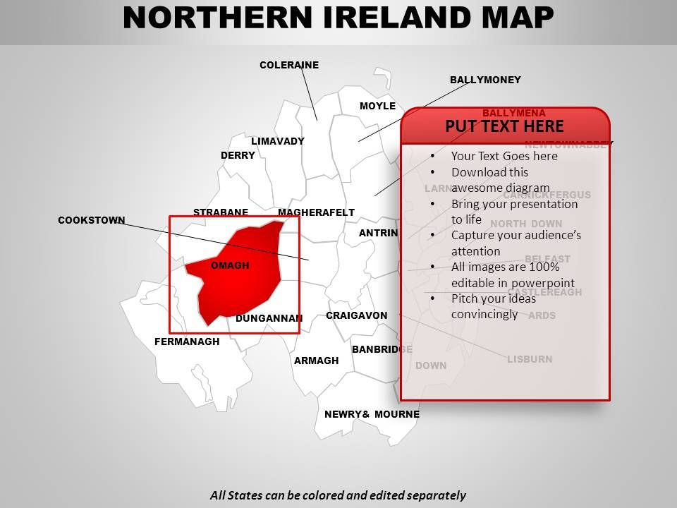 uk_northern_ireland_country_powerpoint_maps_Slide22