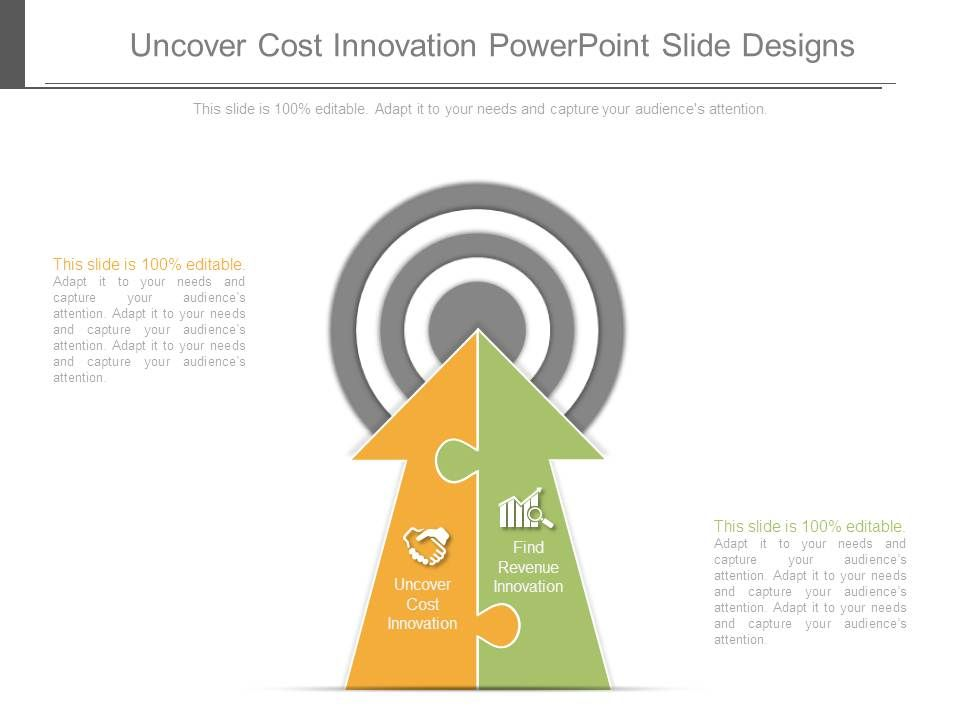 uncover_cost_innovation_powerpoint_slide_designs_Slide01