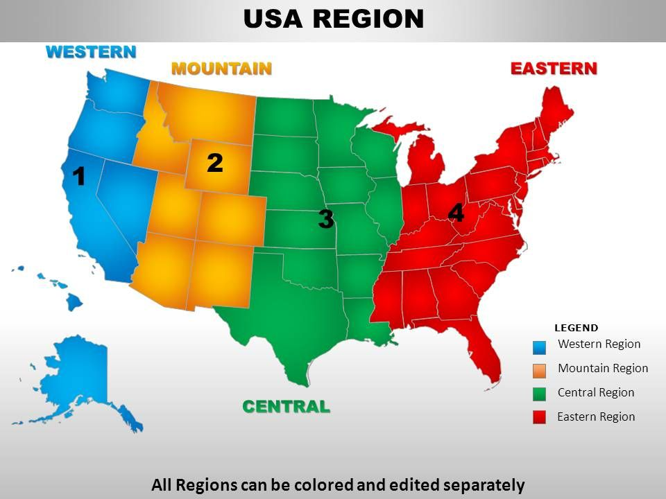 USA Eastern Region Country Powerpoint Maps | PowerPoint ... on eastern us map, western united states, east us states, central united states, east mississippi, northeast united states road map, northern united states, europe map, southeastern united states, northeastern united states, canada map, northwestern united states, east north america, united kingdom map, east roman empire, southeast us road map, northeast america map, east coast of the united states, printable southeast united states map, east pennsylvania, eastern north america map, east oakland ca, west north central states, west coast of the united states, eastern canada, east virginia, new south, midwestern united states, france map, uk map,