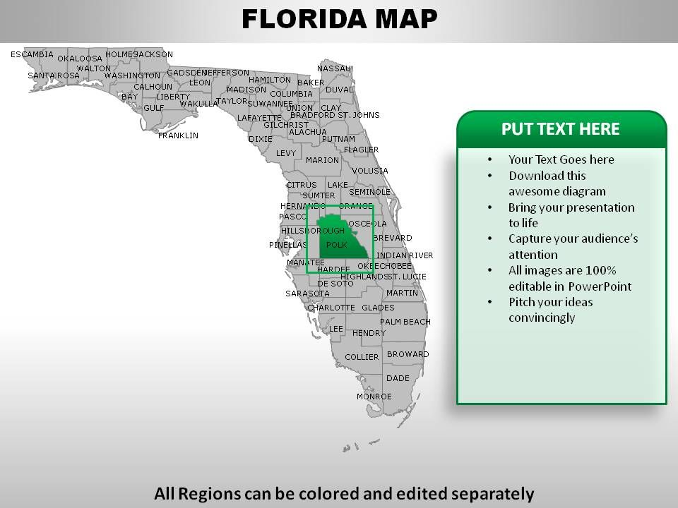 download florida map