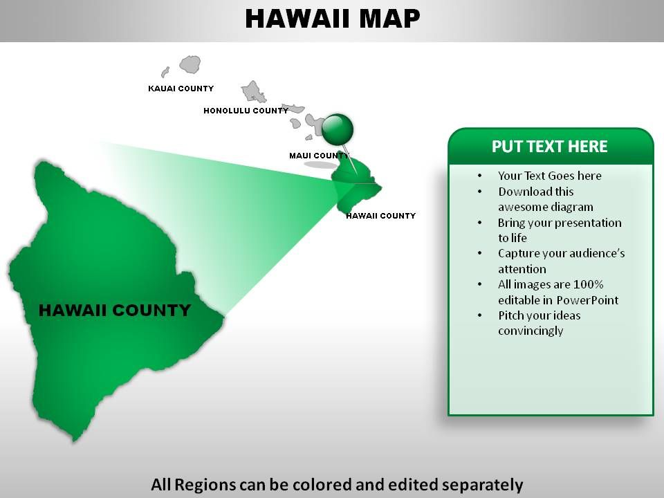 USA Hawaii State Powerpoint Maps | PPT Images Gallery | PowerPoint on kauai map printable, sitka alaska state map, las vegas state map, hawaiian islands state map, kauai island, kauai lava flow map, phoenix arizona state map, florida state map, oahu topographic map, anchorage alaska state map, new orleans louisiana state map, venice italy state map, maui hawaii state map, honolulu city map, kauai cities map, rome italy state map, kauai lagoons kiele course, kauai topographic map, wisconsin dells state map, galveston texas state map,