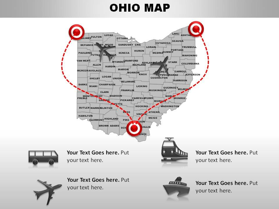 USA Ohio State Powerpoint Maps | PowerPoint Shapes ... Defiance Ohio State Map on defiance county map, fort defiance arizona map, jonesville virginia map, defiance indiana map, defiance online map, defiance san francisco map, mount gilead map, defiance missouri, defiance michigan map, defiance oh,
