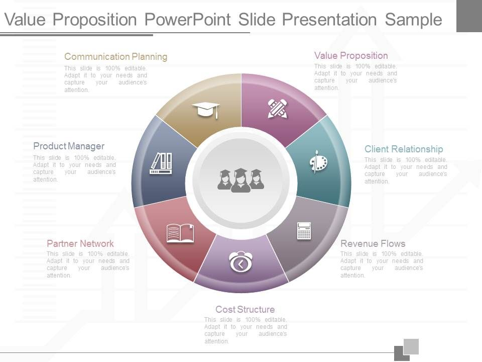 Cost structure powerpoint templates ppt slides images graphics value proposition powerpoint toneelgroepblik Images
