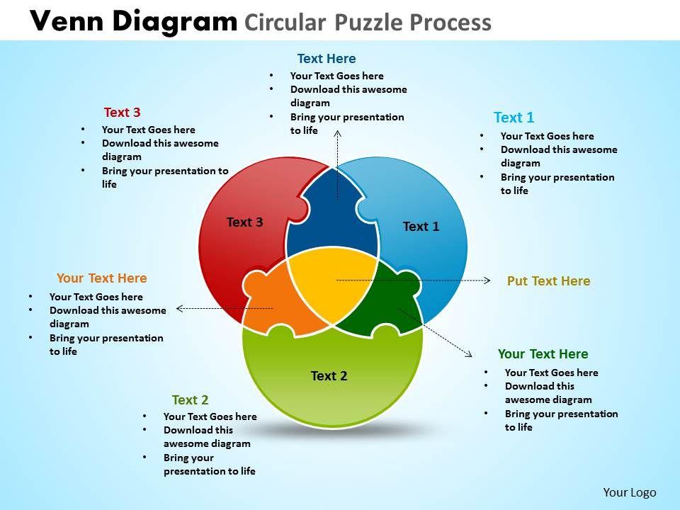 venn_diagram_circular_puzzle_process_powerpoint_slides_and_ppt_templates_db_Slide01