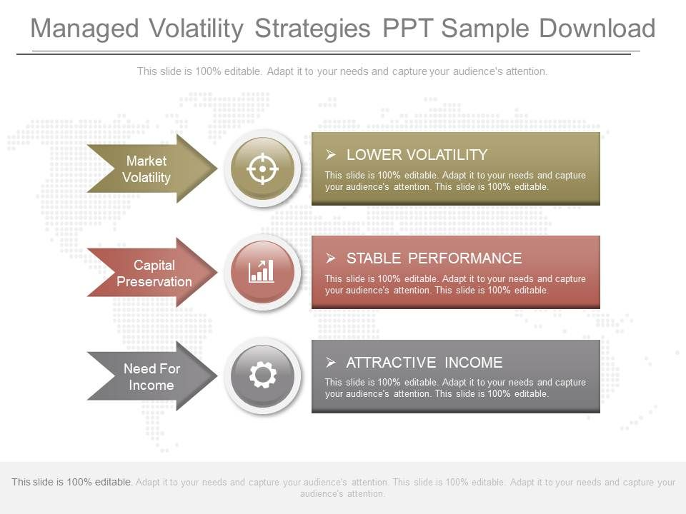 View Managed Volatility Strategies Ppt Sample Download