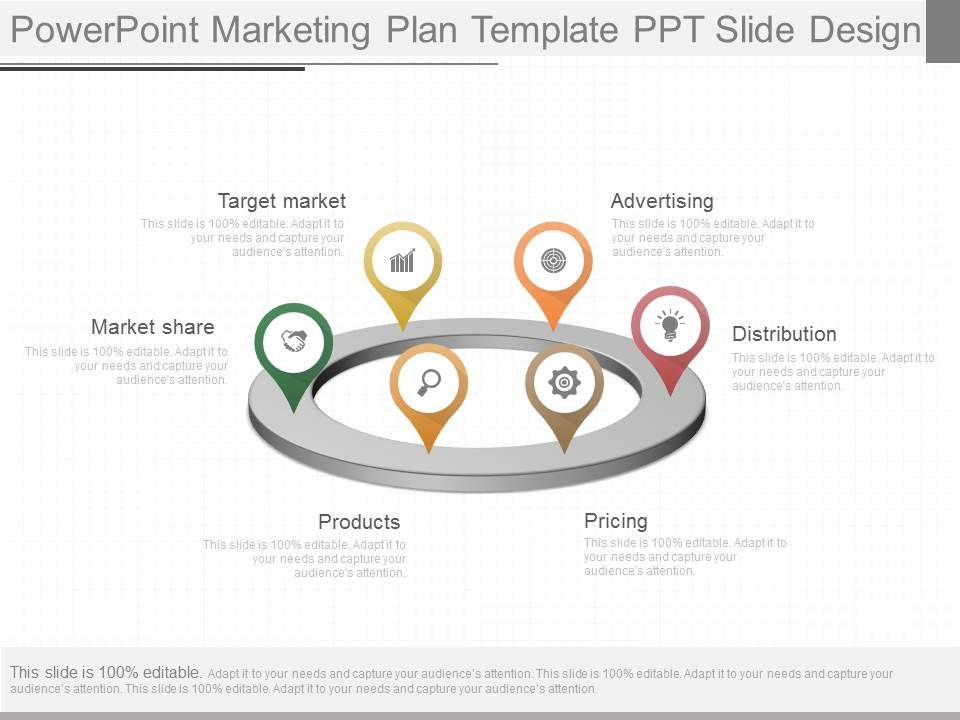 View Powerpoint Marketing Plan Template Ppt Slide Design