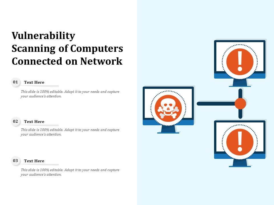 Vulnerability Scanning Of Computers Connected On Network