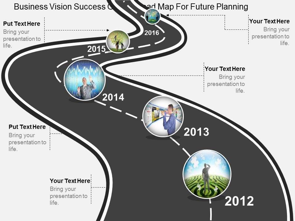 Wf business vision success growth road map for future planning flat wfbusinessvisionsuccessgrowthroadmapforfutureplanningflatpowerpointdesignslide01 gumiabroncs Choice Image
