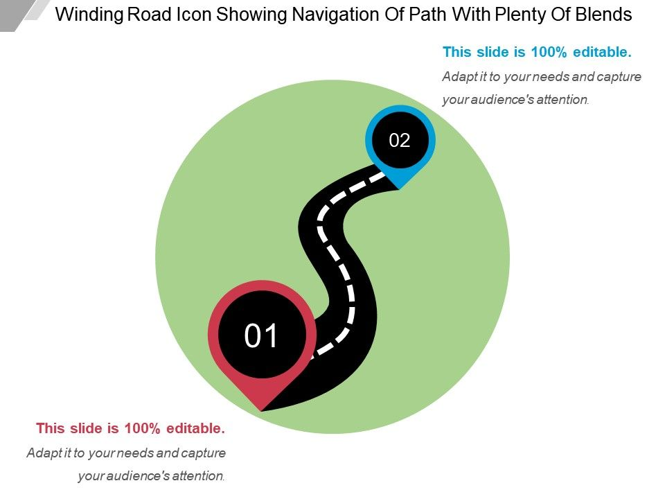 winding_road_icon_showing_navigation_of_path_with_plenty_of_blends_Slide01