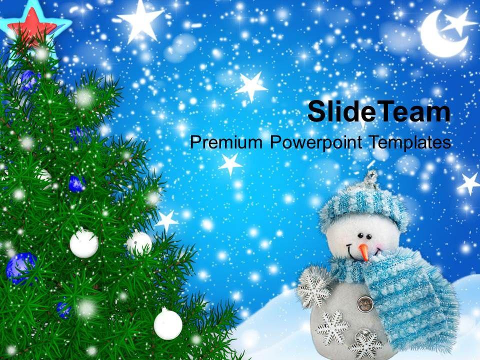 Christmas Powerpoint Themes Presentation Christmas Themes Ppt