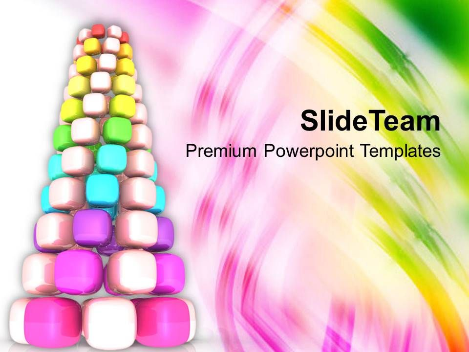 winter_holidays_christmas_balls_3d_cubed_pine_tree_events_templates_ppt_for_slides_powerpoint_Slide01