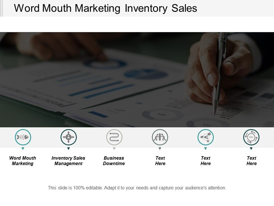 word_mouth_marketing_inventory_sales_management_business_downtime_cpb_Slide01