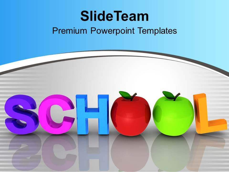 word_school_with_apples_education_powerpoint_templates_ppt_themes_and_graphics_0313_Slide01