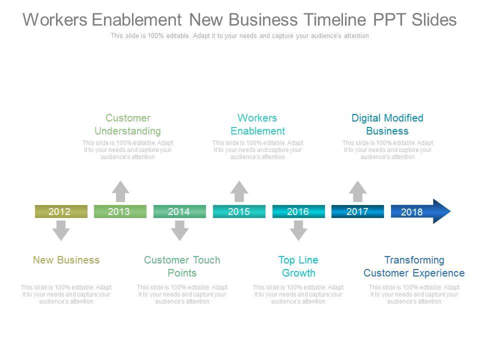 workers_enablement_new_business_timeline_ppt_slide_Slide01
