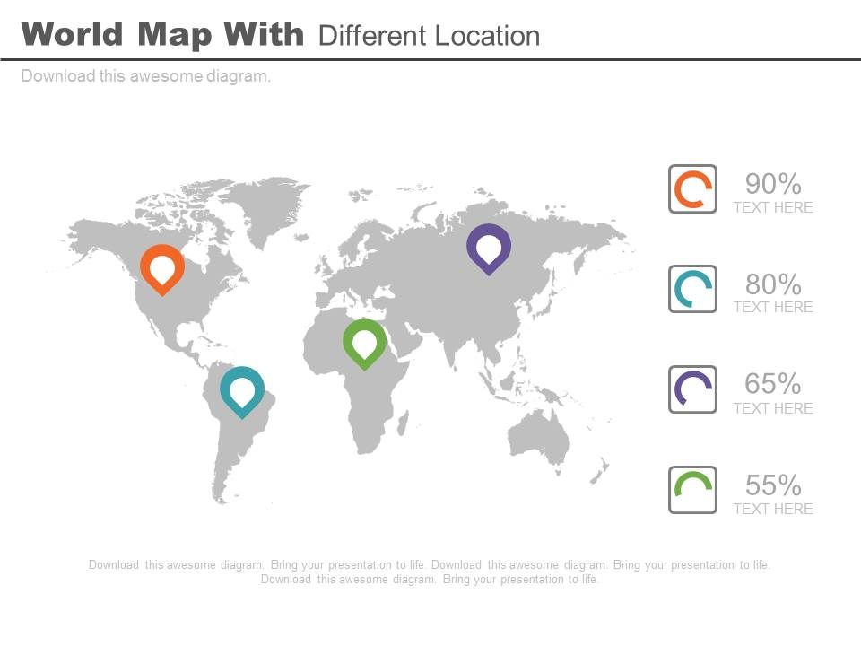 World map with different location and percentage powerpoint slides worldmapwithdifferentlocationandpercentagepowerpointslidesslide01 worldmapwithdifferentlocationandpercentagepowerpointslidesslide02 toneelgroepblik Image collections