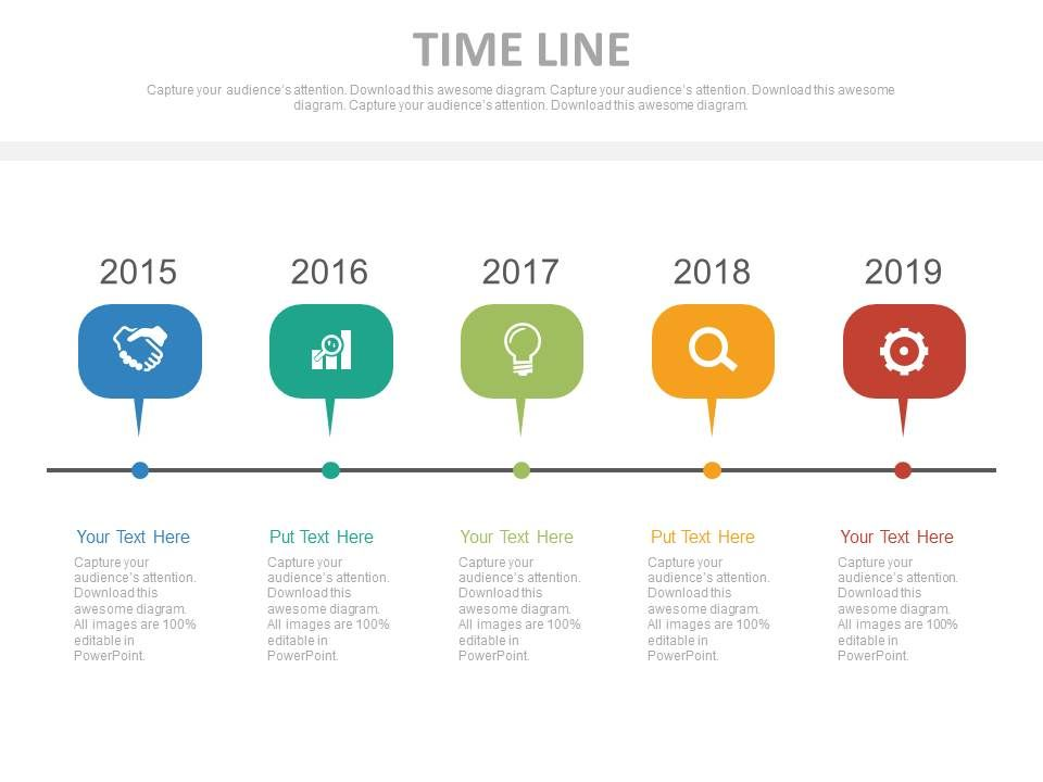 Sample Advertising Timeline Infographic Ideas Timeline Infographic