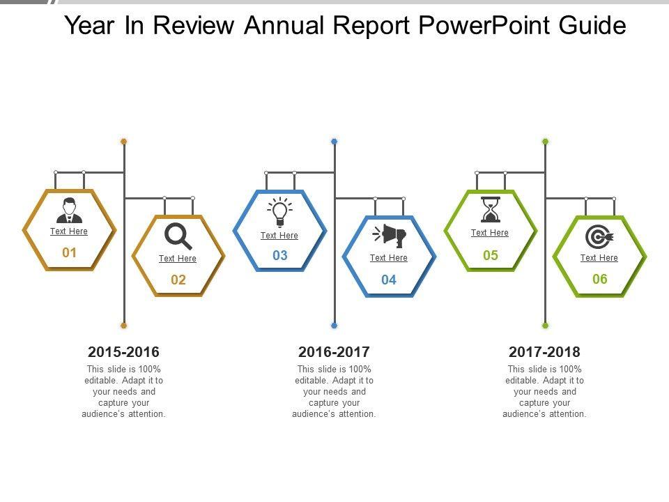 Year in review annual report powerpoint guide powerpoint templates yearinreviewannualreportpowerpointguideslide01 yearinreviewannualreportpowerpointguideslide02 toneelgroepblik Gallery
