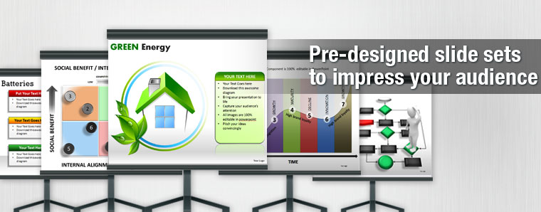 Custom made powerpoint presentations - Stonewall Services