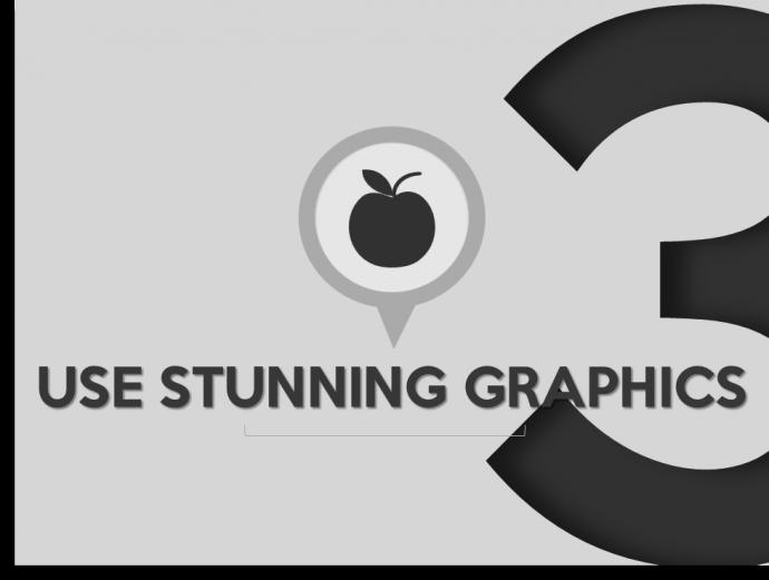 Achromatic Color Scheme in Graphic Design