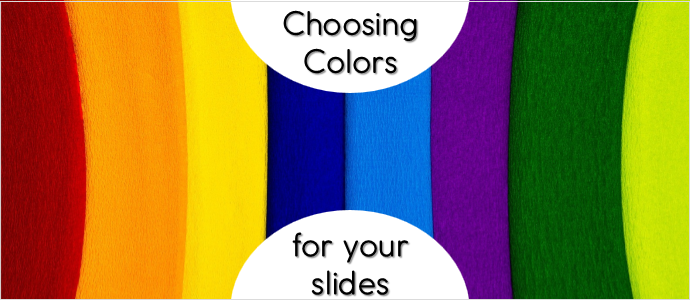 color wheel basics: how to choose the right color scheme for your, Powerpoint templates