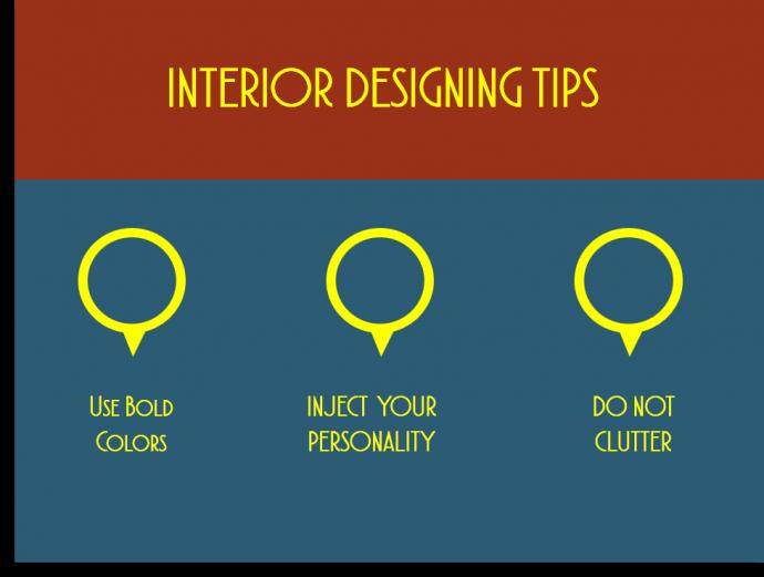 Triadic Color Scheme in Slide Design