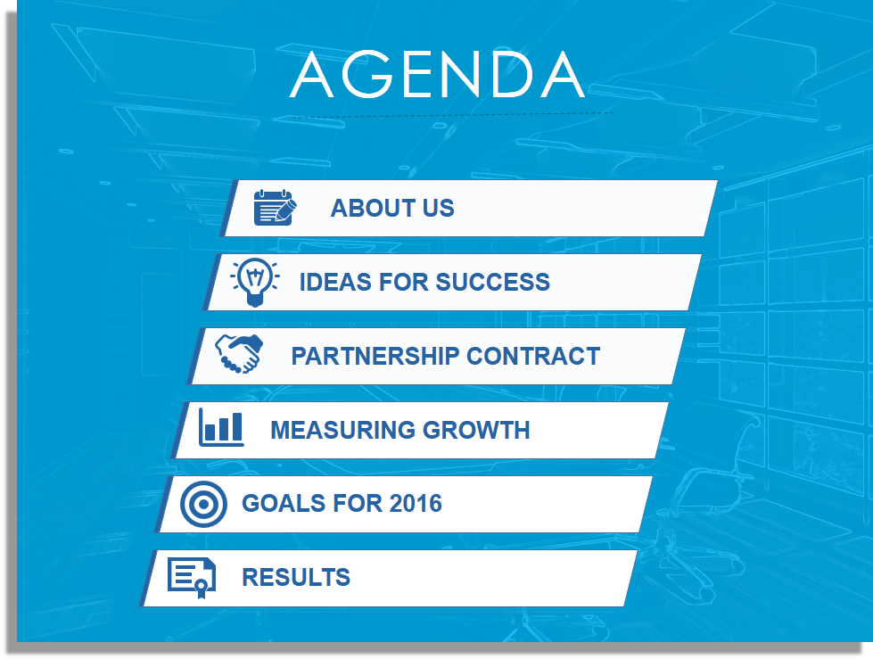 ...and Hereu0027s The Link To Download The Agenda Slide Design.  Creating An Agenda Template