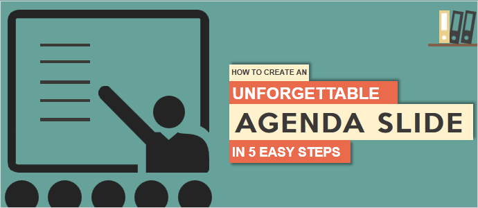 How To Create A Fantastic PowerPoint Agenda Slide Template In 5 Steps  [Presentation Hackathon 4  Cool Agenda Templates
