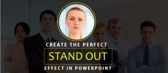 """6 Easy Steps to Create a """"Stand Out"""" Slide and Beat the Background Noise"""