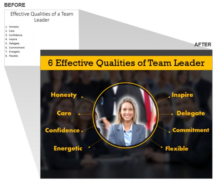 Impressive PowerPoint Slide Design for Business Deck