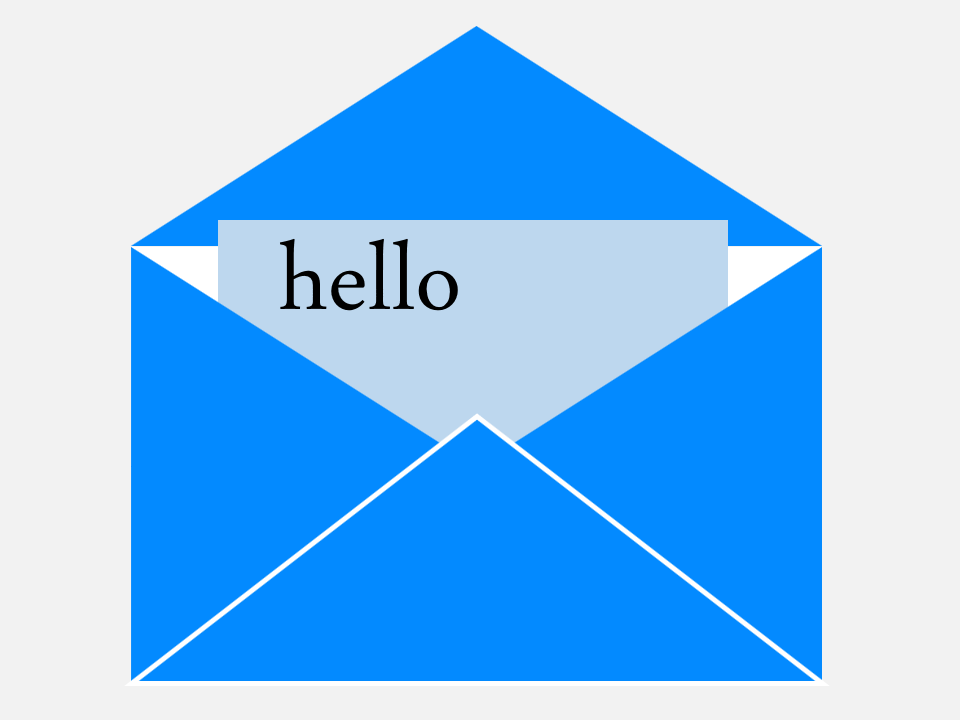 PowerPoint Tutorial #1- Cool Way to Create an Envelope for