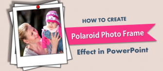 PowerPoint Tutorial #2- Cool Way to Create Polaroid Photo Frame in PowerPoint