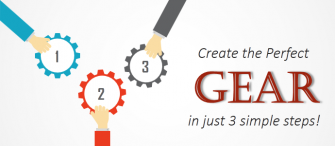 PowerPoint Tutorial #6- How to Make a Gear Diagram in Just 3 Simple Steps
