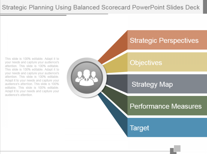 powerpoint tutorial 11 how to design a creative balanced scorecard template the slideteam blog. Black Bedroom Furniture Sets. Home Design Ideas