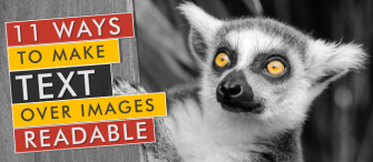 11 Hacks to Make Text Over Images More Readable & Craft a Stunning Slide