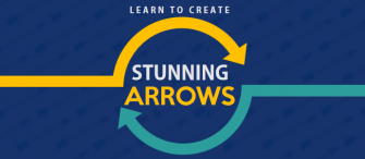 PowerPoint Tutorial #15- 3 Customized Arrows That Will Strike the Right Chord